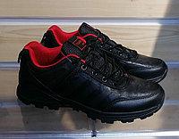Кроссовки черные на осень, 37-41 размеры