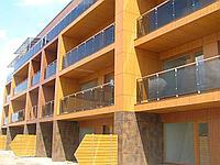 Балконные перегородки из HPL (материал)