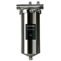 Фильтр Гейзер Тайфун BB10″ для горячей и холодной воды