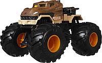 Mattel HW Автомобиль Monster Trucks MT 1:24 Jurassic World T-Rex GWK96