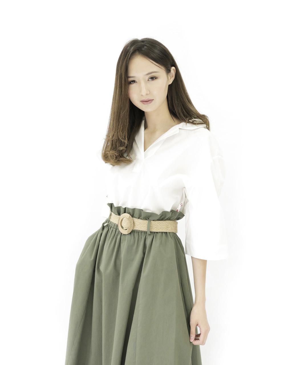 Casual Look (юбка + рубашка)