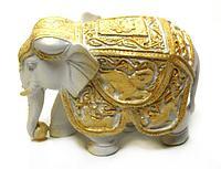 "Скульптура ""Слон индийский"" Л099"