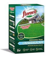 Семена травы газонной Флоровит Универсальная 0,5кг, коробка