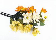Цветок искусственный Магнолия ветка № 489