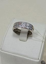 Обручальное кольцо / серебро / 20 размер