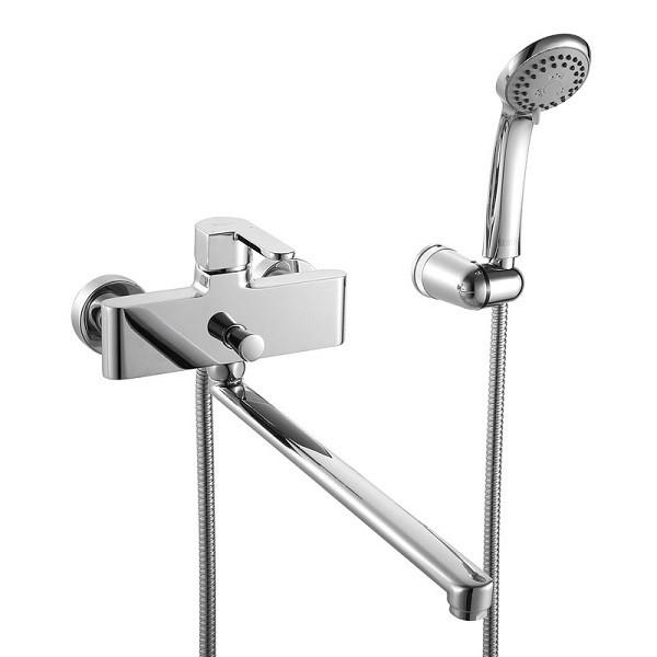 Смеситель IDDIS Renior для ванны с длинным изливом