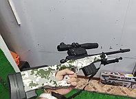 """Снайперская винтовка AWM """"Камуфляж Пиксель"""""""