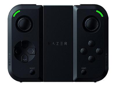 Геймпад Razer Junglecat, 5+9 кнопки + D-Pad+2 мини-джойстика, PC/Smartphone, USB-C, Bluetooth