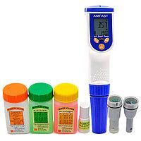 Amtast AMT03R Прибор для измерения pH, ОВП, EC, TDS, Salt, Temp качества воды AMT03R