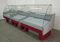 Витрина холодильная, Айсберг Оптима Люкс-СП 1,6, фото 1