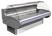 Витрина холодильная, Айсберг Эллада-М 1,4, фото 1