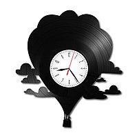 Настенные часы Воздушный шар, подарок фанатам, любителям, 2217