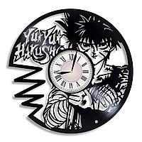 Настенные часы YuYu Hakusho Отчёт о буйстве духов, подарок фанатам, любителям, 2218