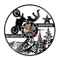 Настенные часы Motocross Мотокросс, подарок фанатам, любителям, 2224