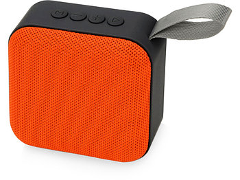 Портативная колонка Otto, оранжевый/черный