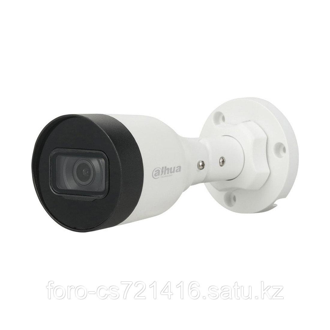 Цилиндрическая видеокамера Dahua DH-IPC-HFW1431S1P-0360B
