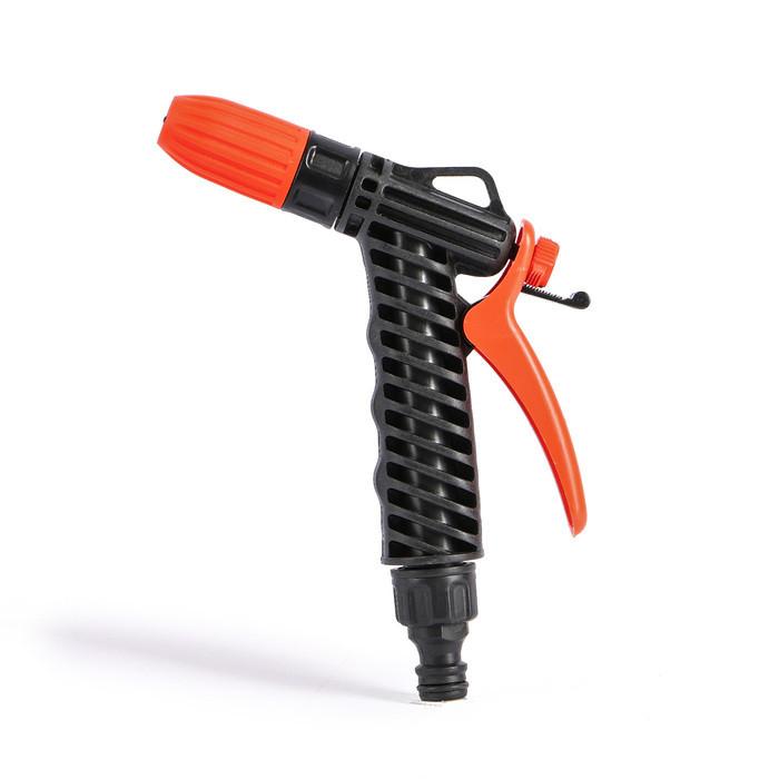 Пистолет-распылитель, штуцер, пластик, «Жук»