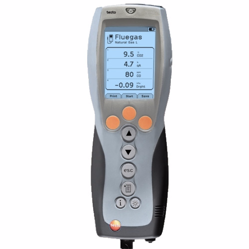 Газоанализатор Testo 330-2 LL NOx комплект
