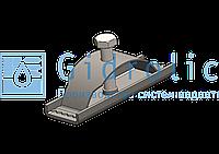Арт. 104 Крепеж Gidrolica для лотка водоотводного бетонного DN100