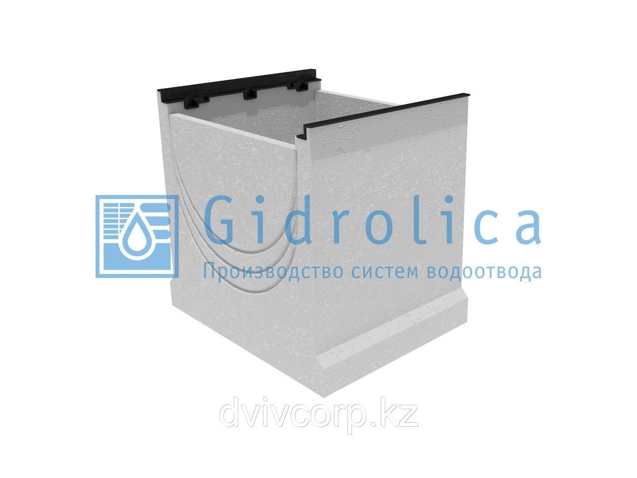 Пескоулавливающий колодец бетонный  (СО-500мм), верхняя часть, с чугунной насадкой ПКП 50.64(50).60-BGZ-S