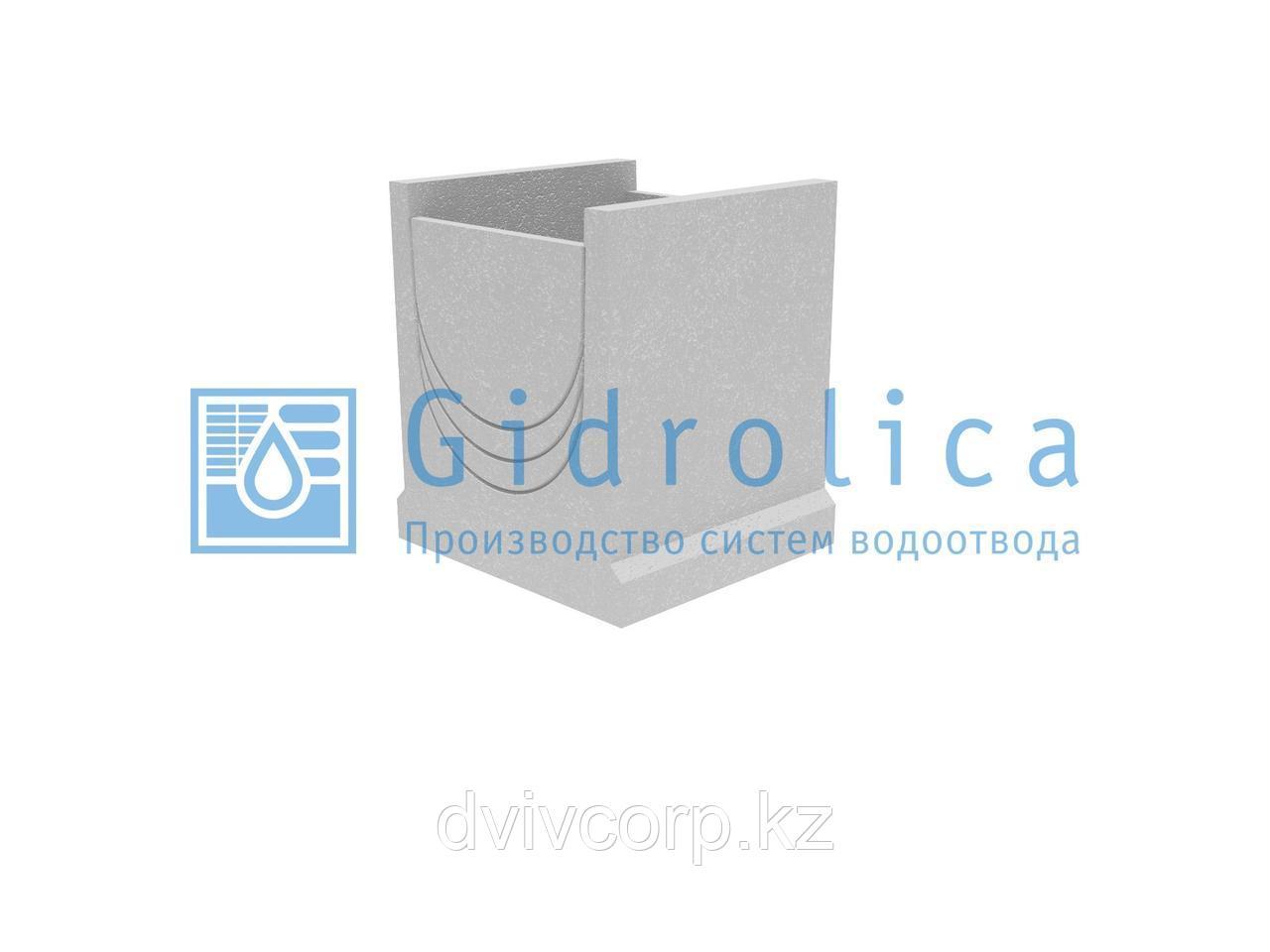 Пескоулавливающий колодец бетонный  (СО-400мм), верхняя часть ПКП 50.54(40).60 - BGU