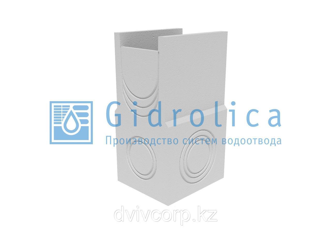 Пескоулавливающий колодец бетонный  (СО-300мм), односекционный ПКП 50.44(30).88(83) - BGU