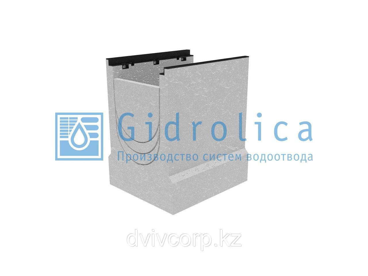Пескоулавливающий колодец бетонный  (СО-300мм), верхняя часть, с чугунной насадкой  ПКП 50.44(30).60 - BGZ-S