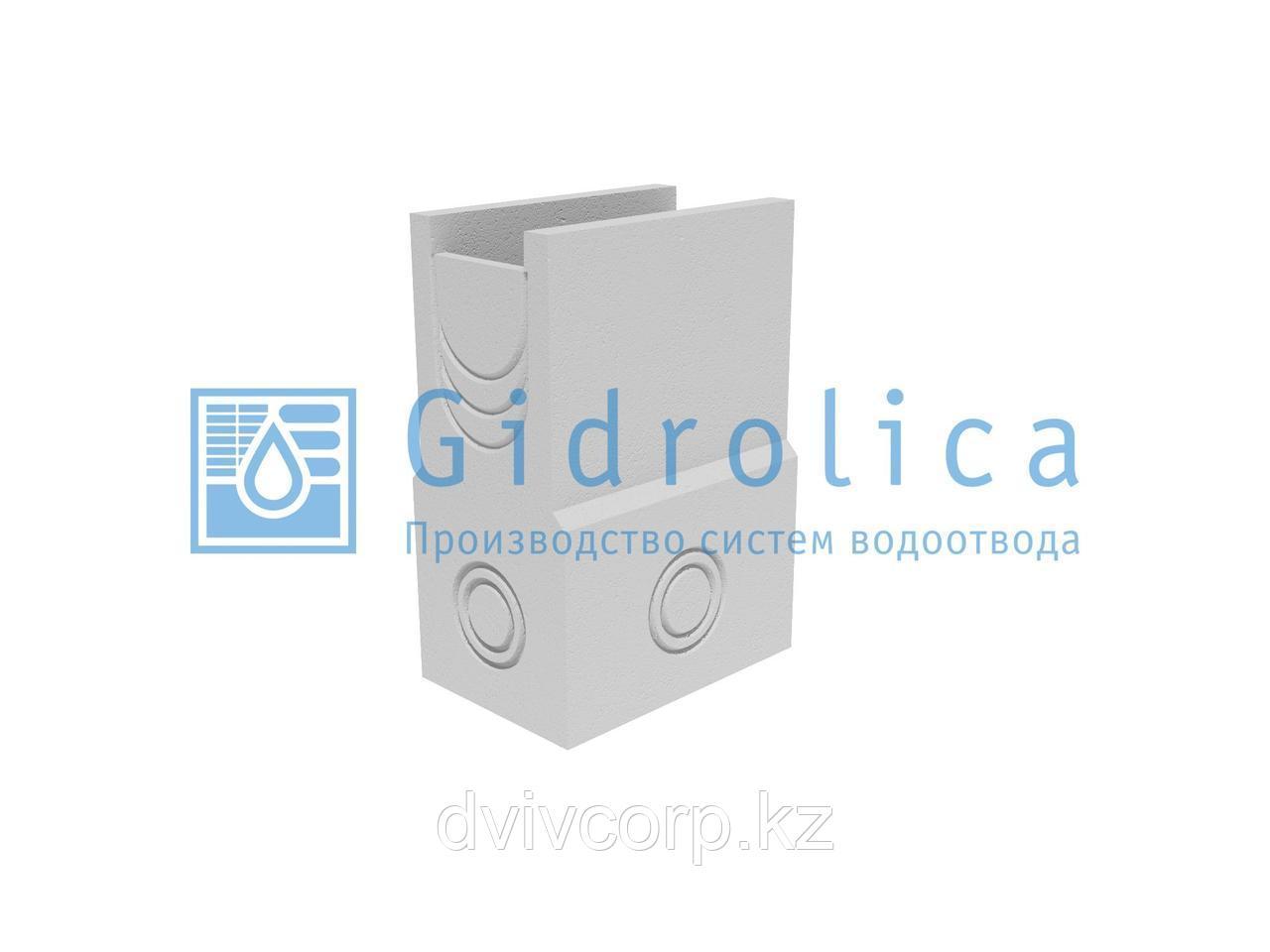 Пескоулавливающий колодец бетонный  (СО-200мм), односекционный ПКП 50.34(20).73(68) - BGU