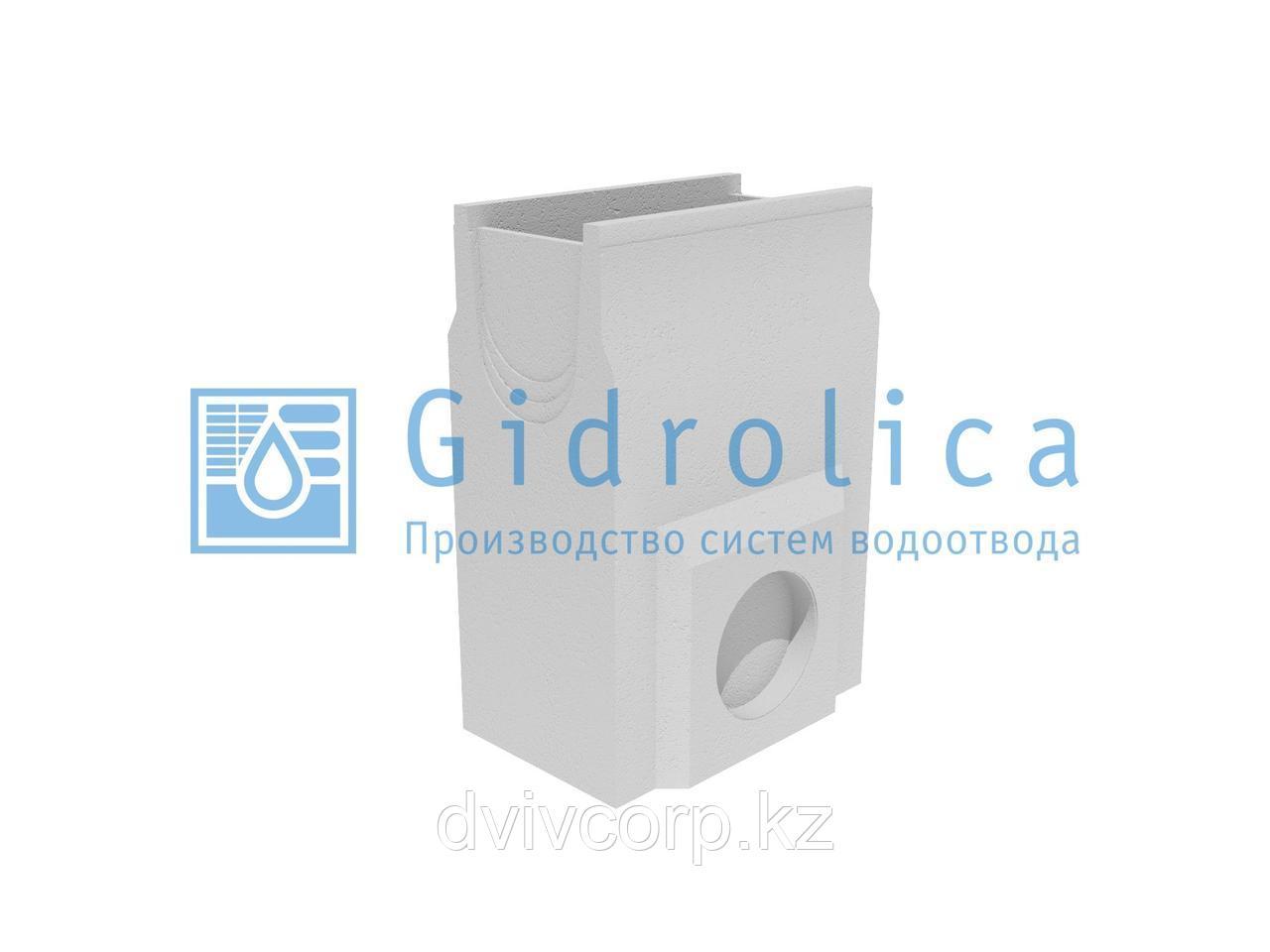 Пескоулавливающий колодец бетонный  (СО-200мм), односекционный ПКП 50.33(20).71,5(67,5)-BGU