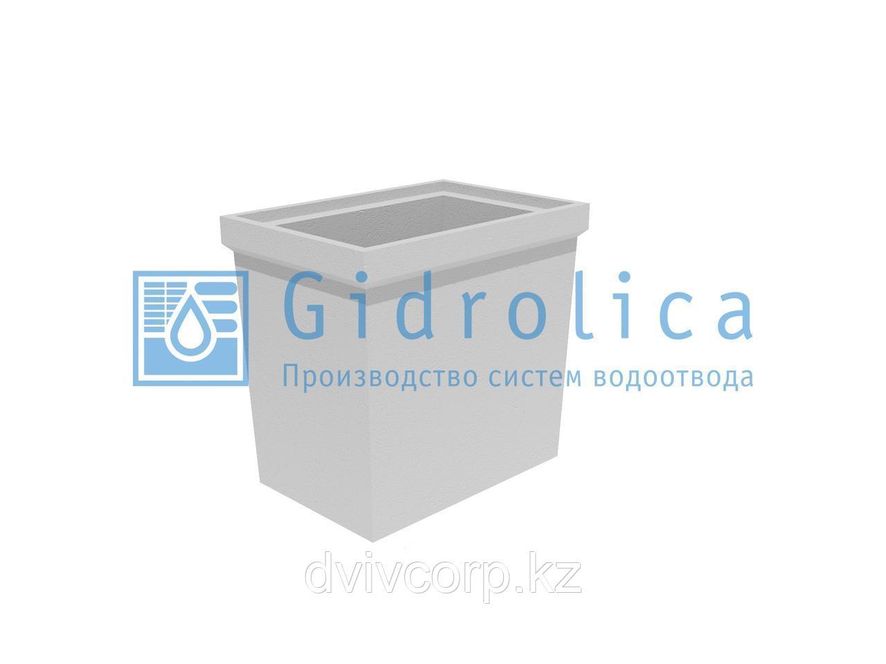 Пескоулавливающий колодец бетонный  (СО-200мм),промежуточная часть ПКП 56.39(20).52