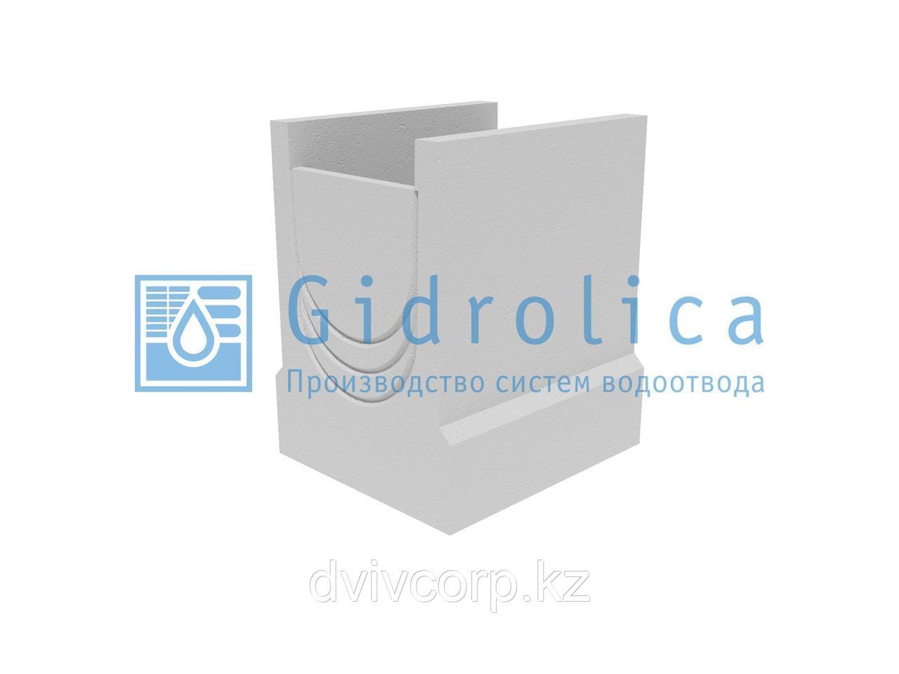 Пескоулавливающий колодец бетонный  (СО-300мм), верхняя часть ПКП 50.44(30).60 - BGU