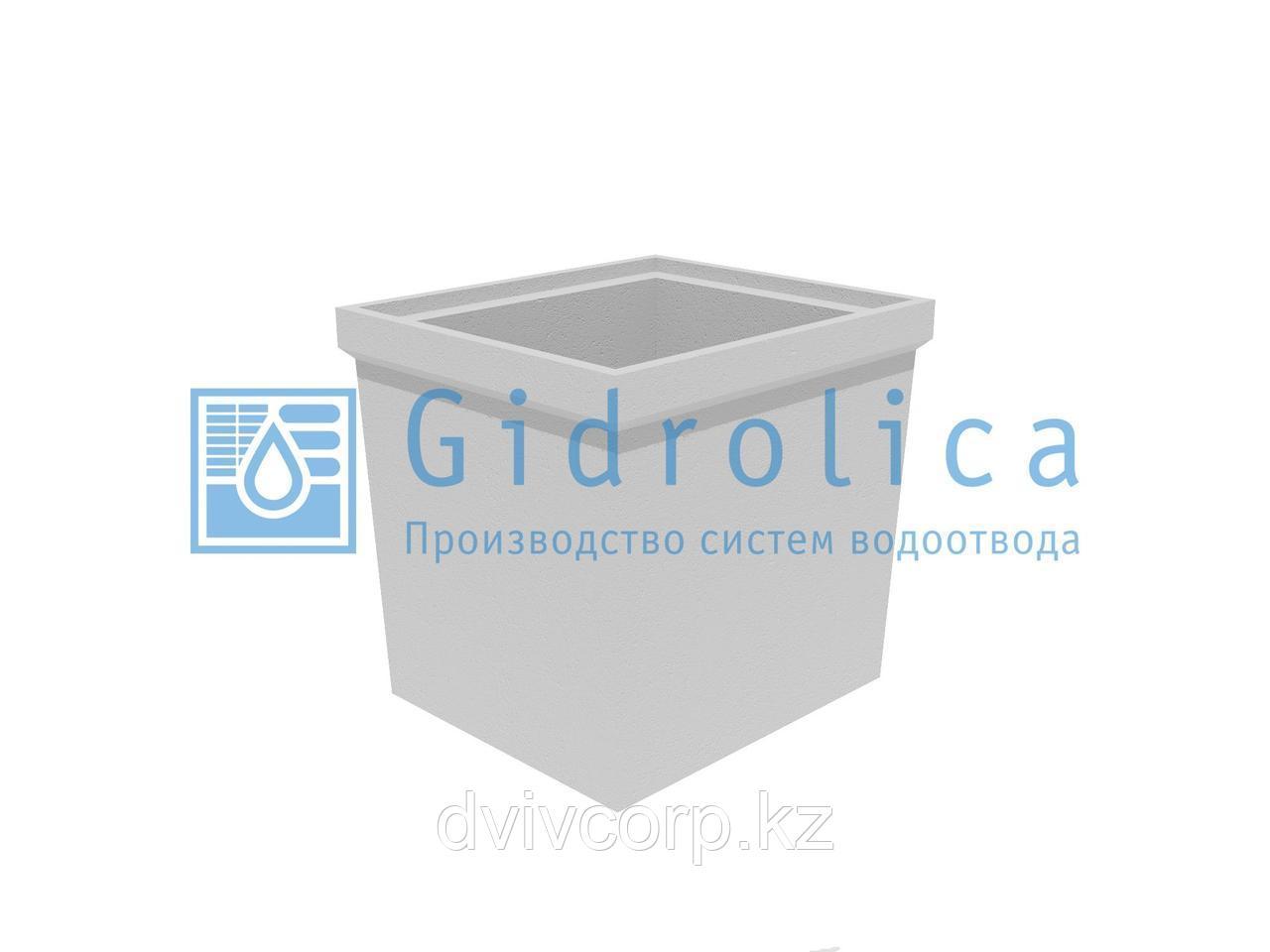 Пескоулавливающий колодец бетонный  (СО-300мм), промежуточная часть ПКП 56.49(30).52
