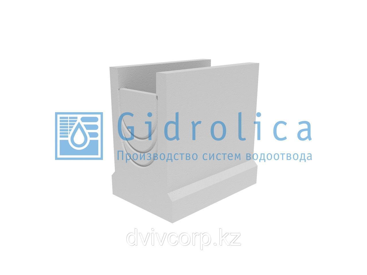 Пескоулавливающий колодец бетонный  (СО-200мм),верхняя часть ПКП 50.34(20).50 - BGU