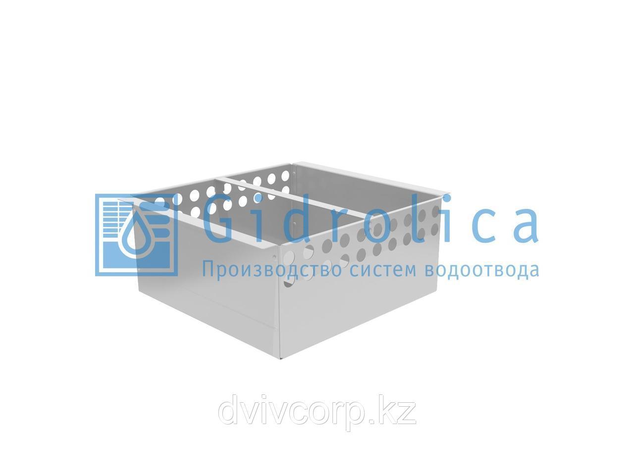Корзина стальная универсальная для пескоулавливающего колодца (СО-400мм)Кпк 40 - 40.36,5.16,4