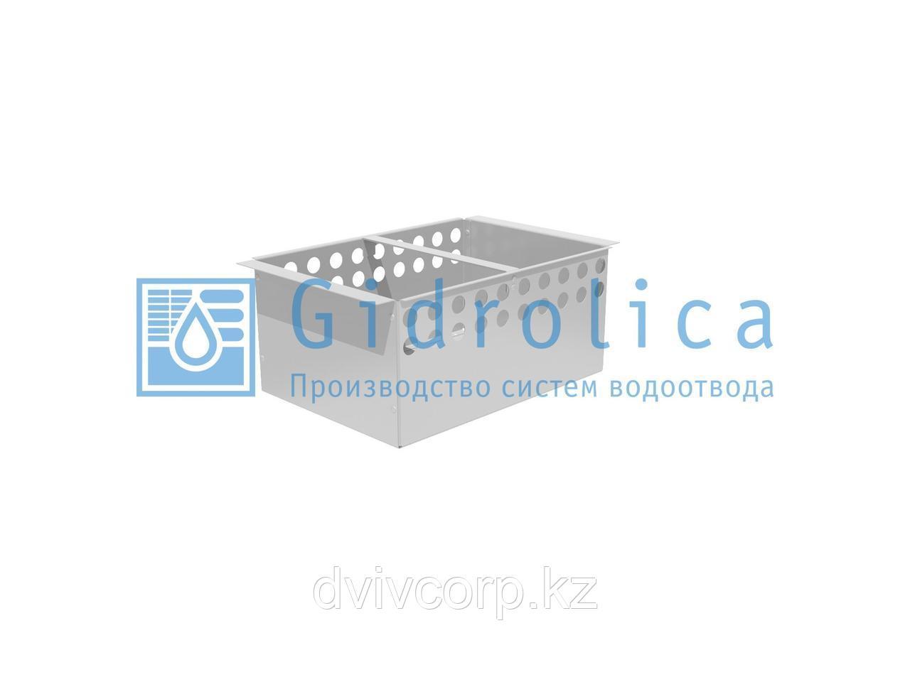 Корзина стальная универсальная для пескоулавливающего колодца (СО-300мм)Кпк 30 - 40.26,5.16,4