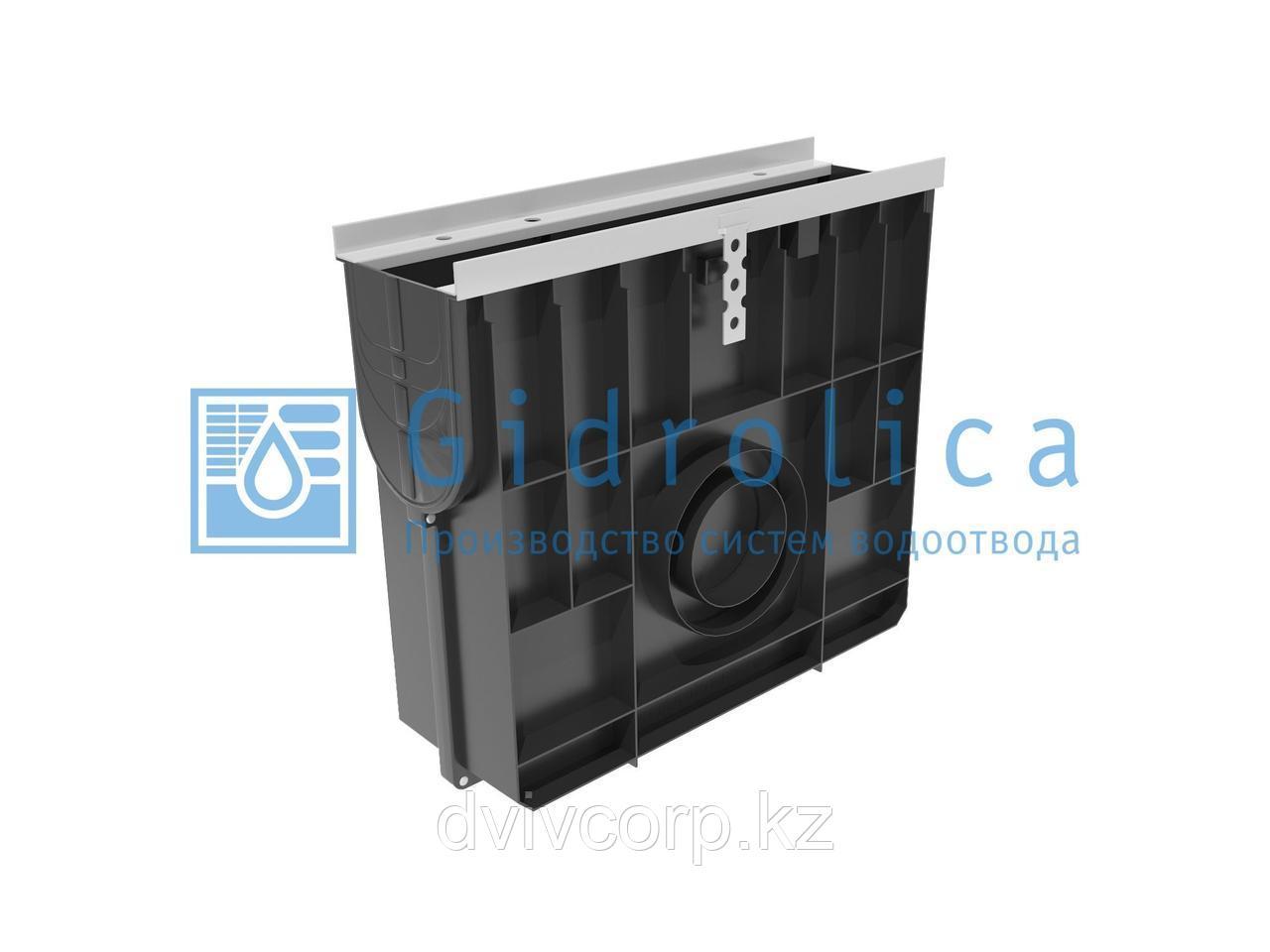 Арт. 0808 Пескоуловитель Gidrolica Super, DN100, E600
