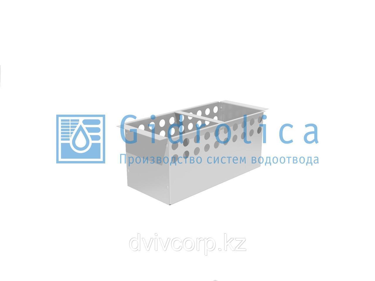 Корзина стальная универсальная для пескоулавливающего колодца (СО-200мм)Кпк 20 - 40.17,5.16,4