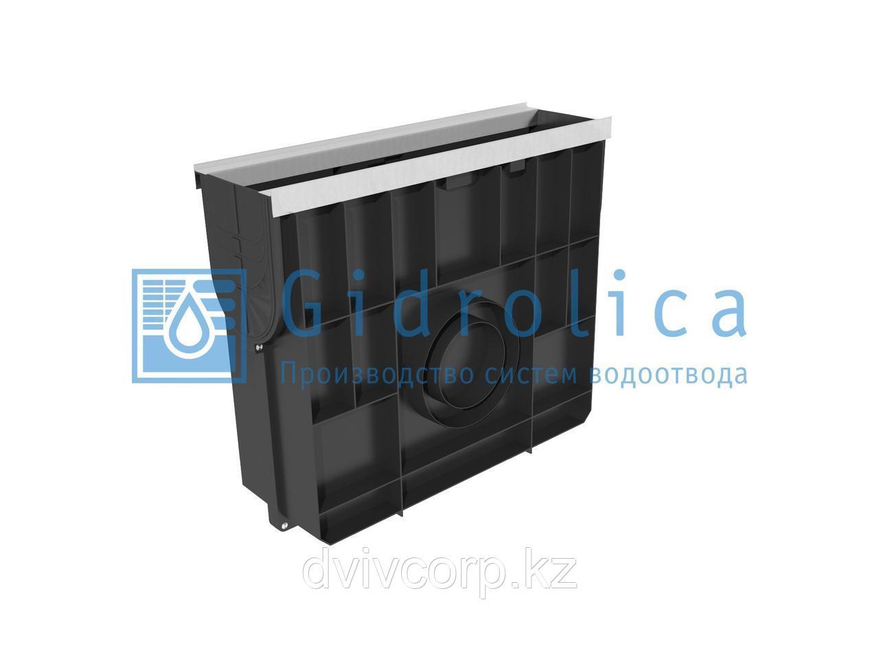 Арт. 8084 Пескоуловитель Gidrolica Standart Plus ПУ-10.16.42 - пластиковый (усиленный)