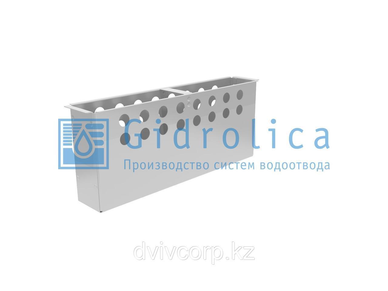 Корзина стальная универсальная для пескоулавливающего колодца (СО-100мм)Кпк 10 - 40.8.16,4