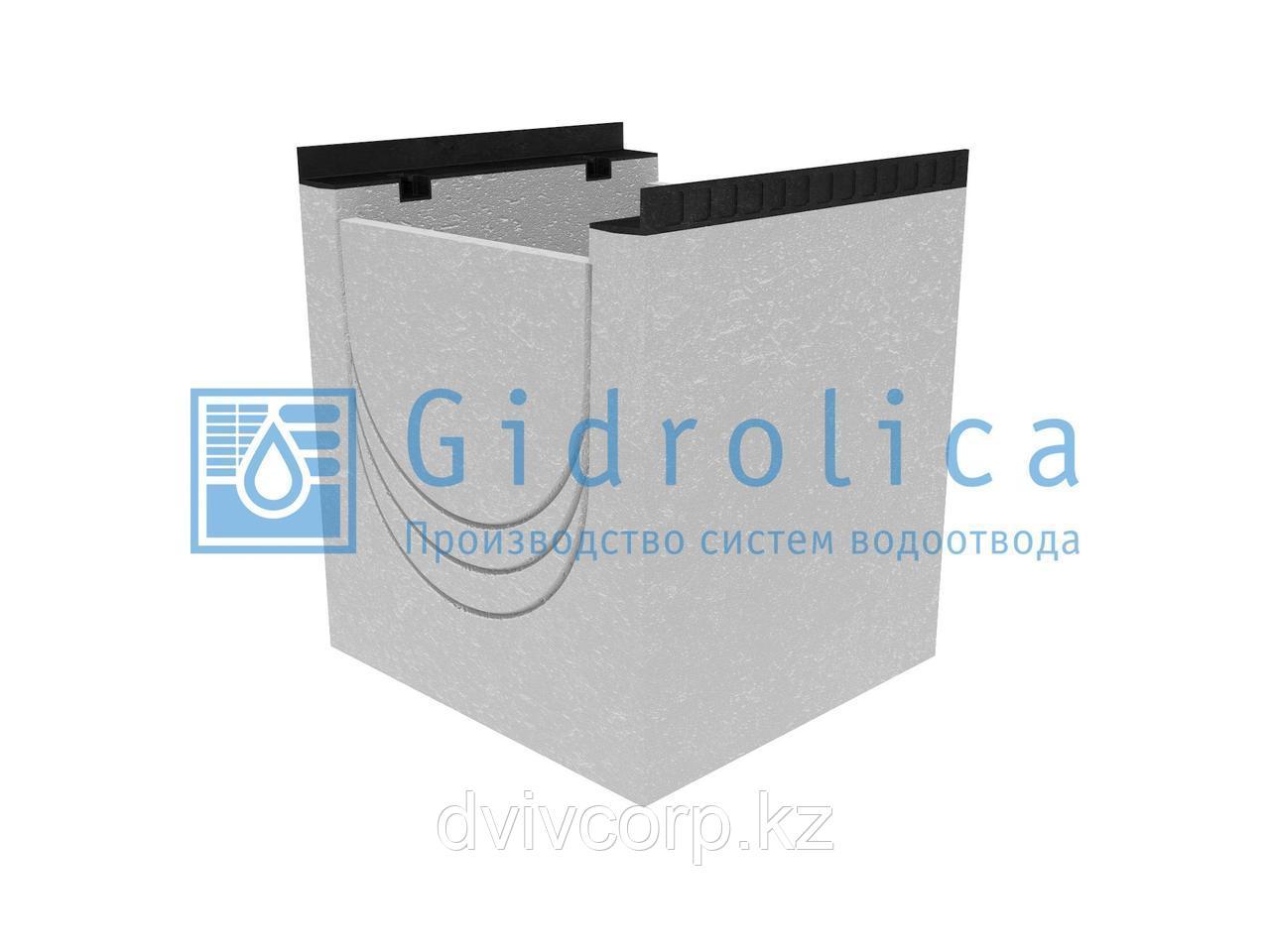 Пескоулавливающий колодец бетонный  (СО-400мм), верхняя часть с чугунной насадкой ПКП 50.54(40). 60 - BGM