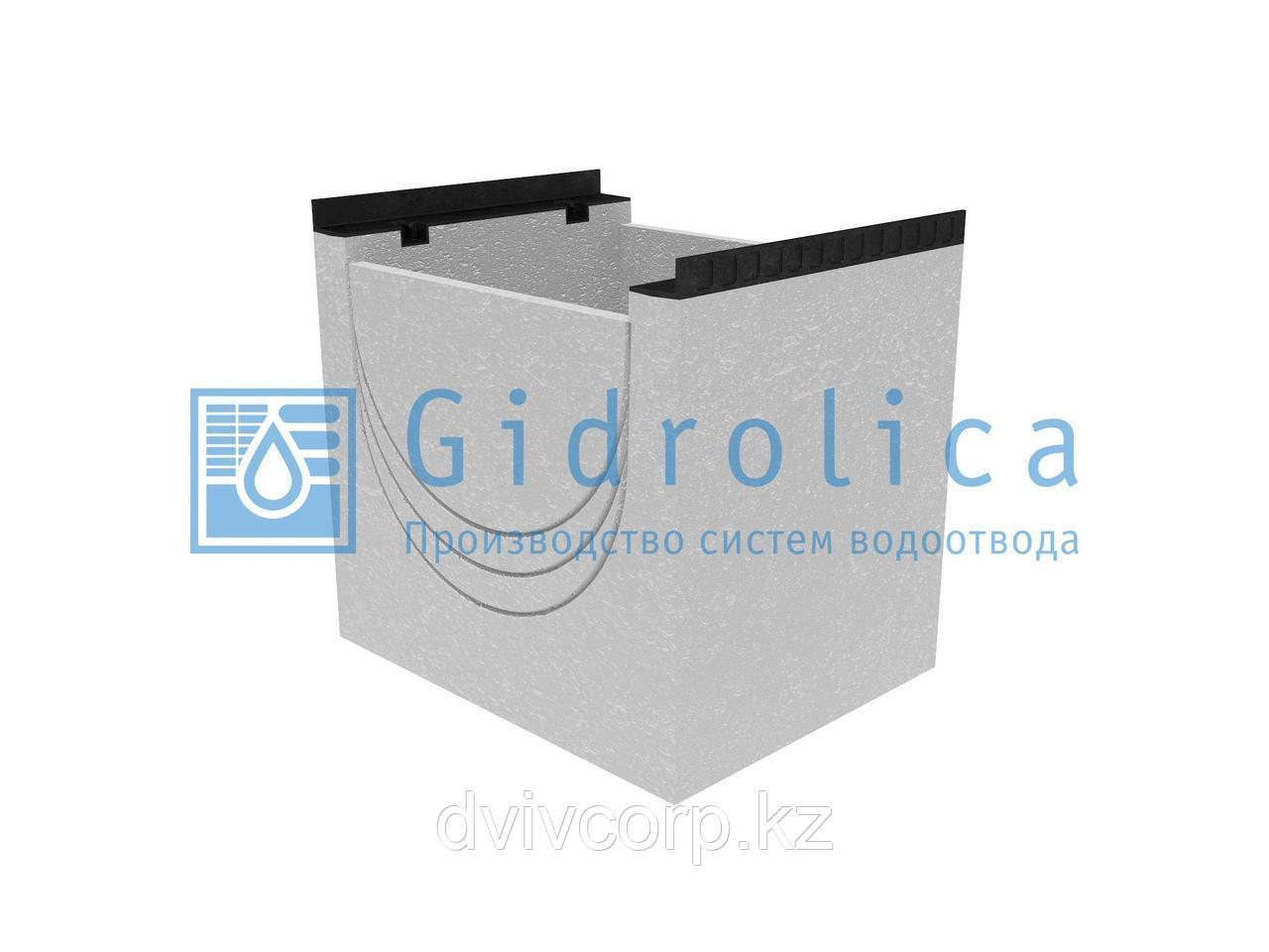 Пескоулавливающий колодец бетонный  (СО-500мм), верхняя часть с чугунной насадкой ПКП 50.64(50).60 - BGМ