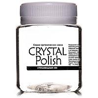 Лак стекловидный глянцевый 80 мл LUXART CrystalPolish, спиртовая основа, не липкий