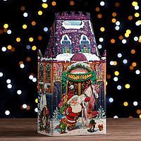 Подарочная коробка 'Фэнтези', 16,7 х 10,1 х 34,5 см (комплект из 5 шт.)