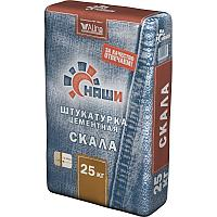 """Штукатурка цементная НАШИ """"Скала"""" (25 кг)"""