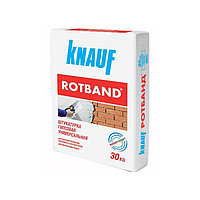 Штукатурка гипсовая универсальная KNAUF- Ротбанд 30 кг