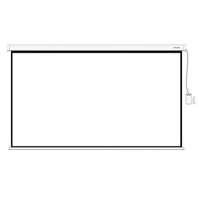 Экран моторизованный Deluxe DLS-ERC221x121W- Белый