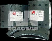 Накладки тормозные 410х225 (заклепка L10) VOLVO