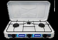 Плита газовая Centek CT-1522 (белая)