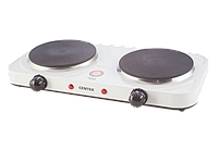 Плитка электрическая Centek CT-1507 (белый)