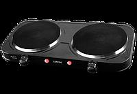 Плитка электрическая Centek CT-1507 Black